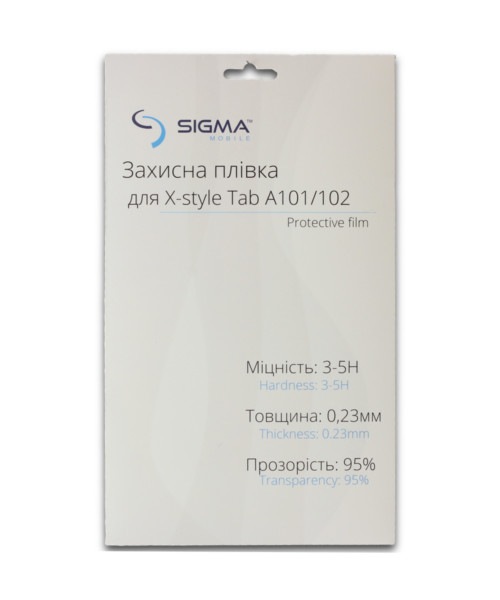 Protective film for X-style Tab A101/A102/ A103/ A104