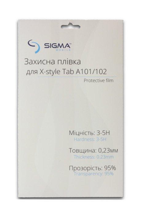 Захисна плівка для планшетів X-style Tab A101/A102/A103/A104